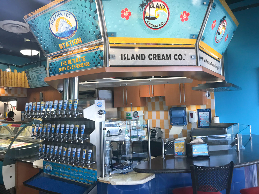 Maui Island Cream Company - Shave Ice Experience