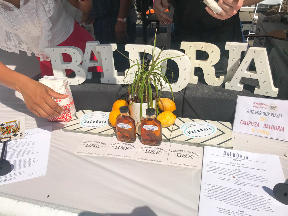 California Pizza Festival - Baldoria Pizza