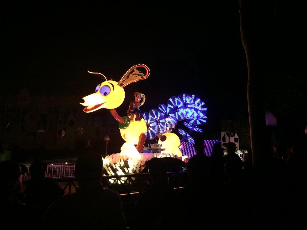 Howdy Woody - Paint the Night - Pixar Fest - Pixar Pier