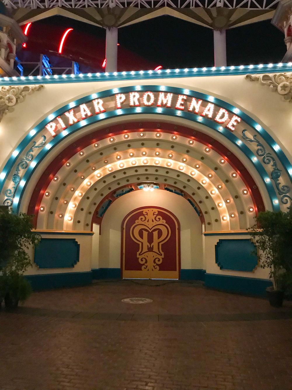 Pixar Promenade