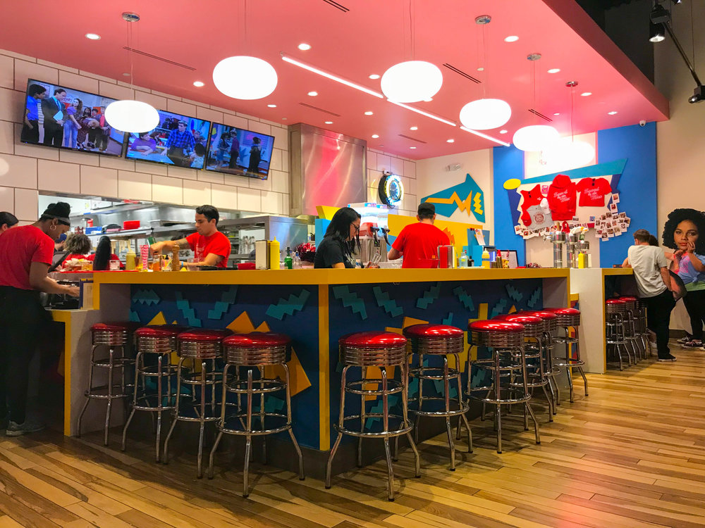 Saved By The Max - Restaurant and bar