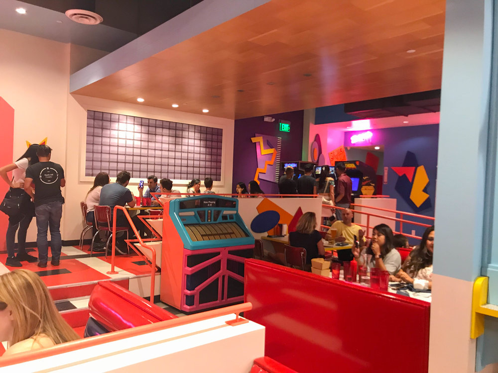 Saved By The Max - Restaurant