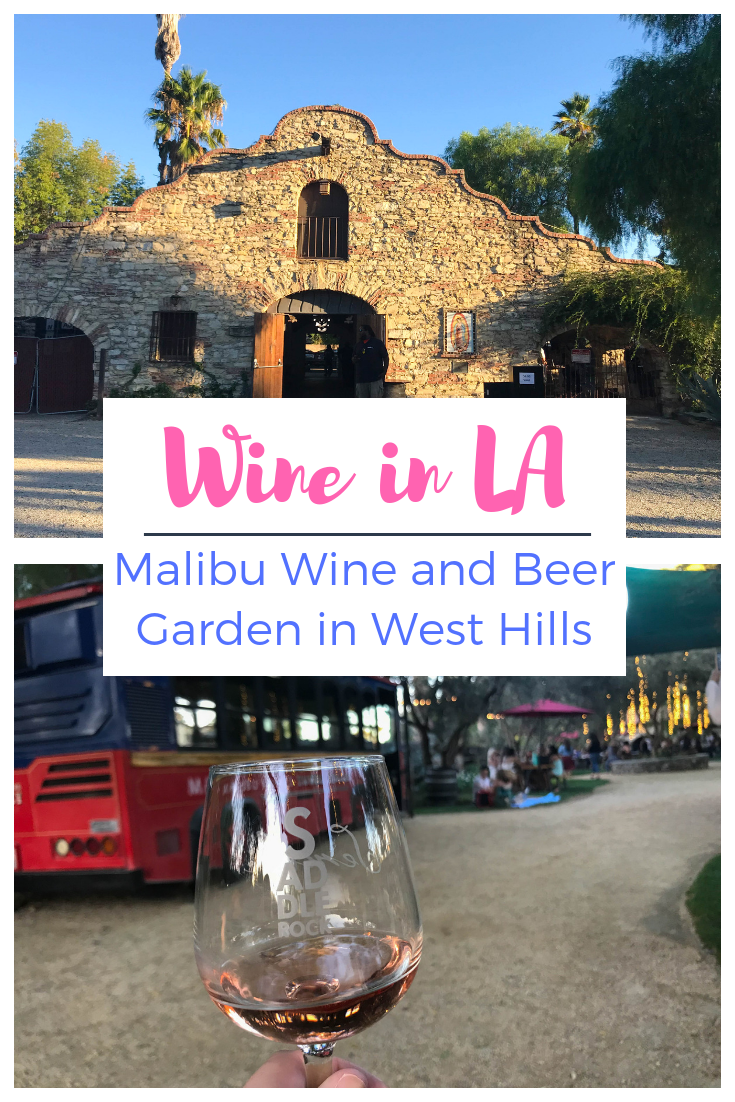 Malibu Wine Beer and Garden - Wine in LA, West Hills