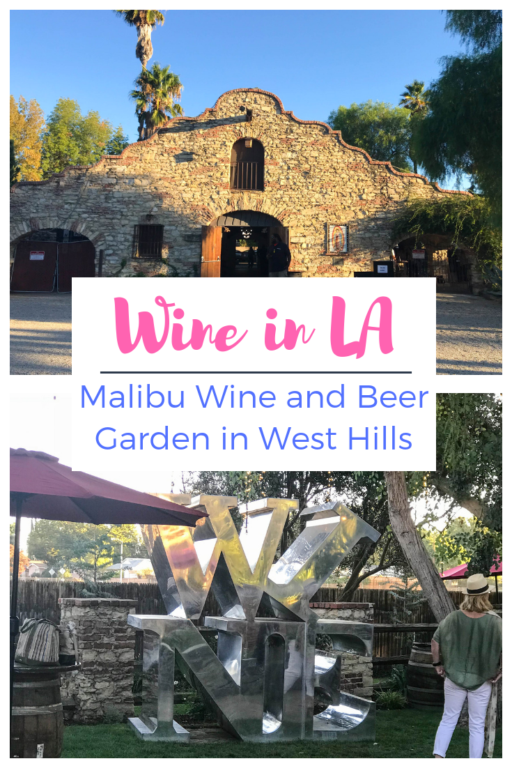Malibu Wine Beer and Garden - Wine in Los Angeles, West Hills