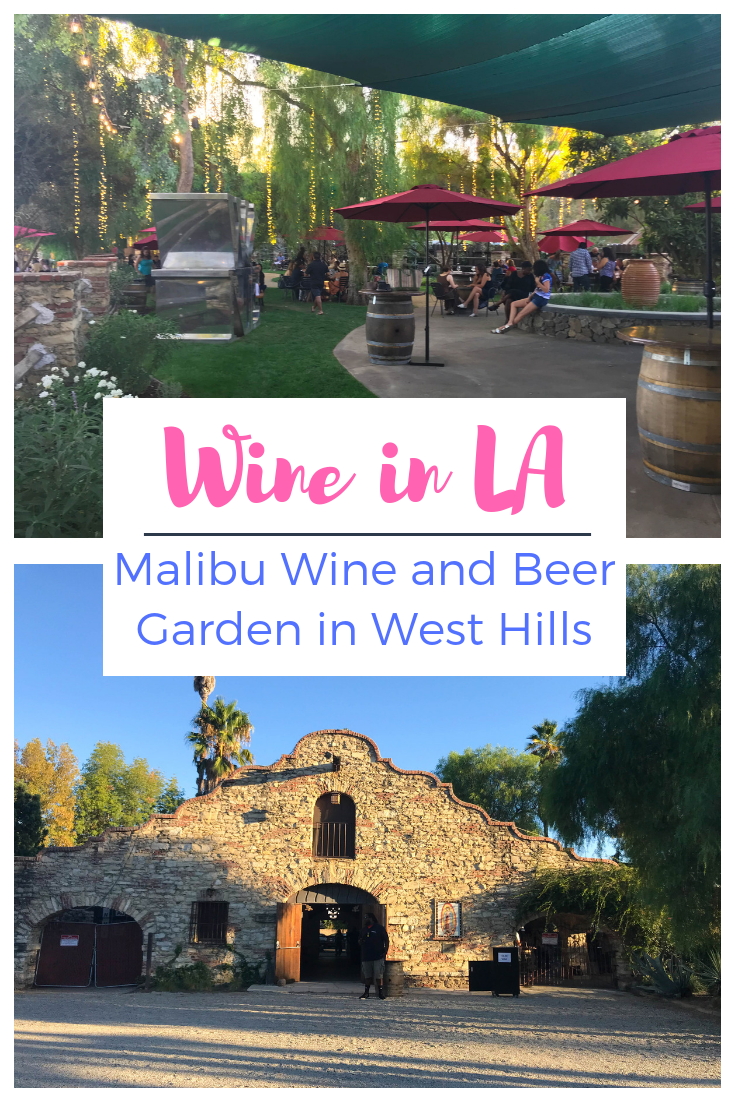 Malibu Wine Beer and Garden - Wine tasting in Los Angeles, West Hills