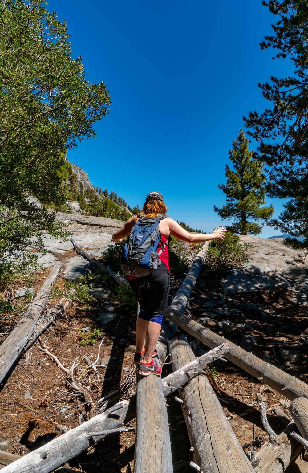 Tahoe 2018 Moderate Hike