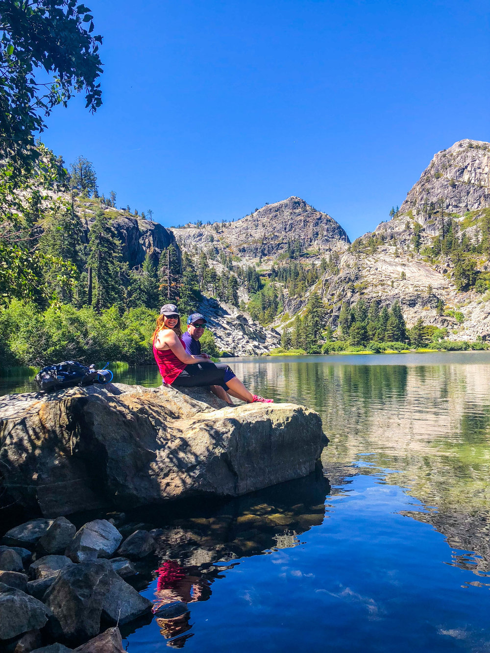 Tahoe 2018 Hiking - Eagle Lake