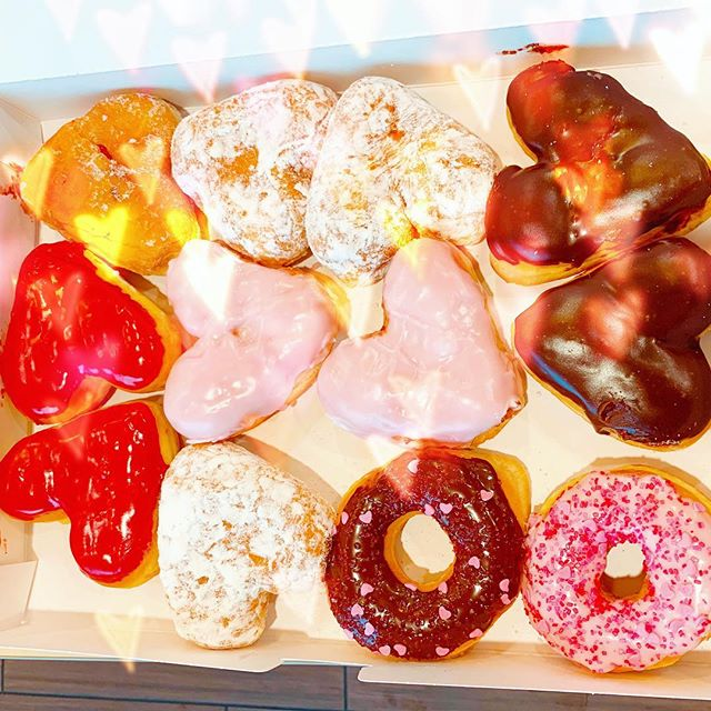 Happy Valentine's Day! @dunkin had the cutest 💗 donuts! 🍩 I couldn't resist! What are you doing to celebrate?? 💕💘💖💗💓💞💝 💗💗 💝💝 💘💘 #valentine #valentinesday2019 #valentinesday #valentinedonuts #love #heartdonut #pink #food #foodporn #breakfast #dessertforbreakfast