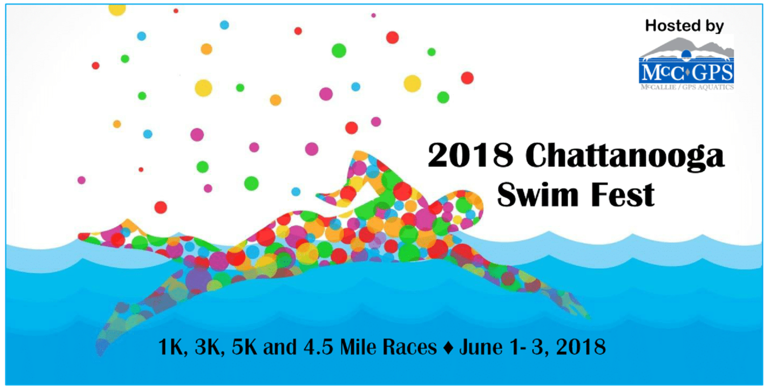 2018 Chattanooga Swim Fest