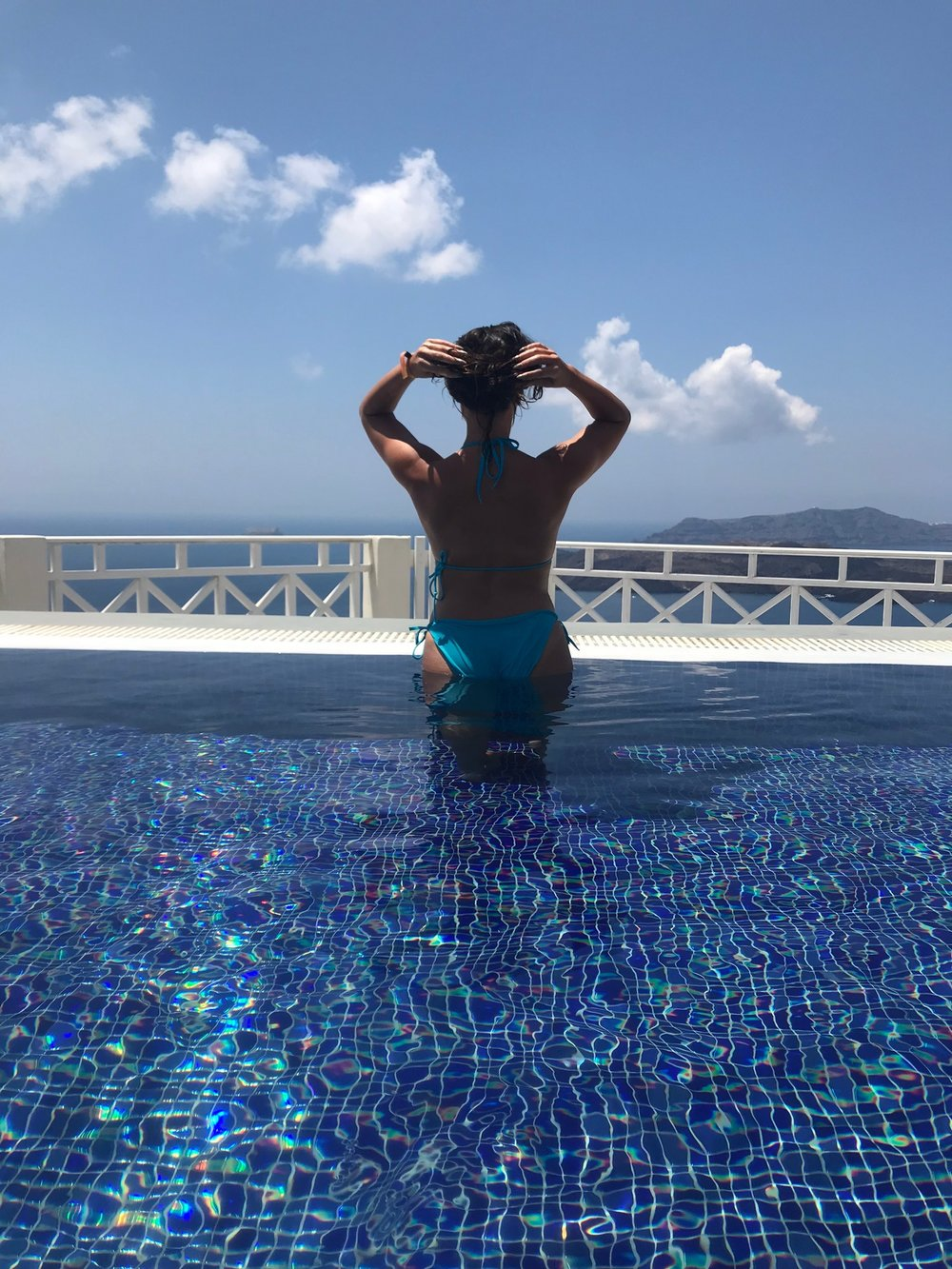 These infinity pools were everything...