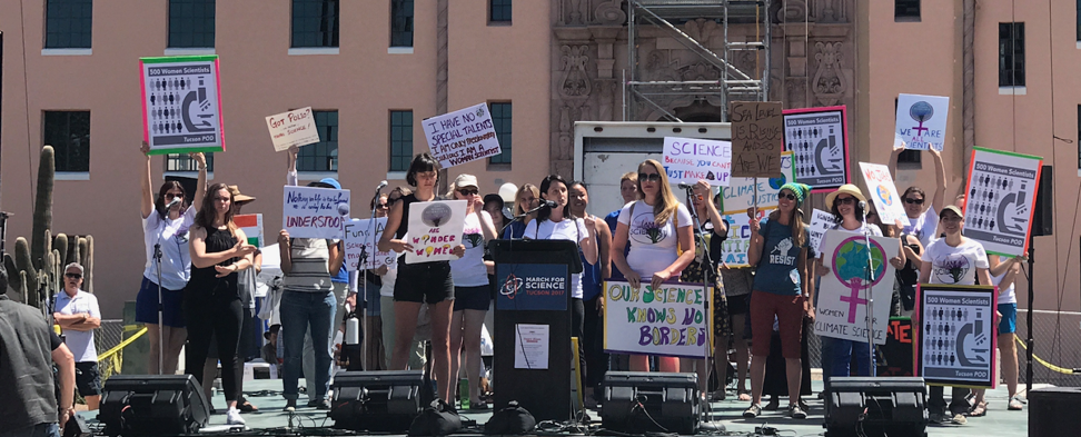 Tucson, AZ March for Science