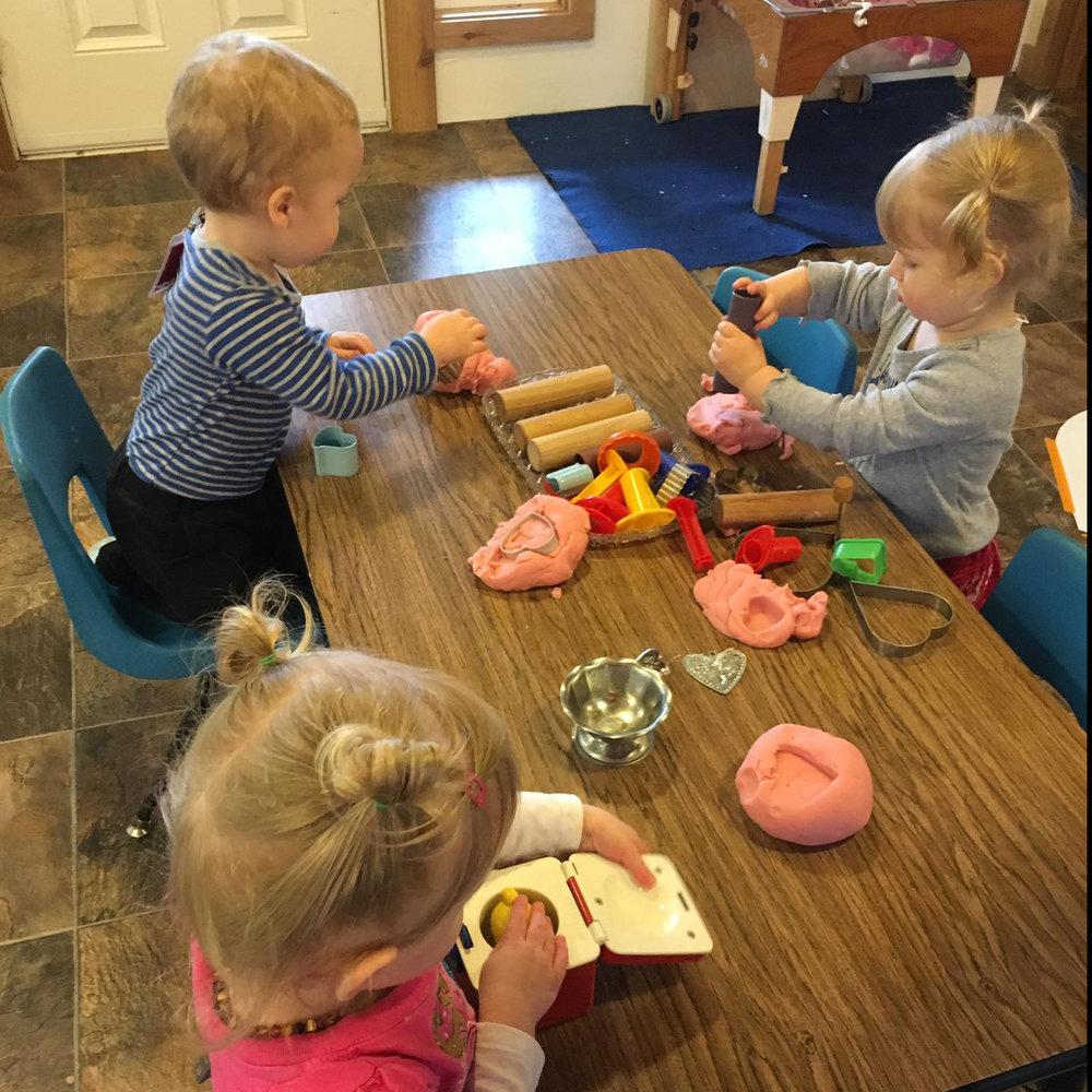 Toddler Bothell Family Cooperative Preschool