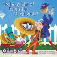 The Busy Life of Ernestine Buckmeister - Linda Ravin Lodding