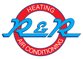 R and R Heating Logo