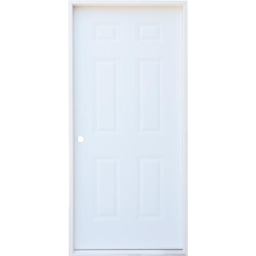 6 Panel Pre-Hung Door