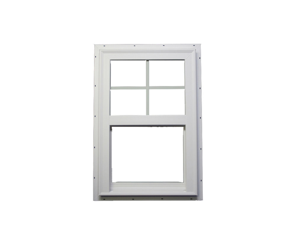 Vinyl Single Hung New Construction Window