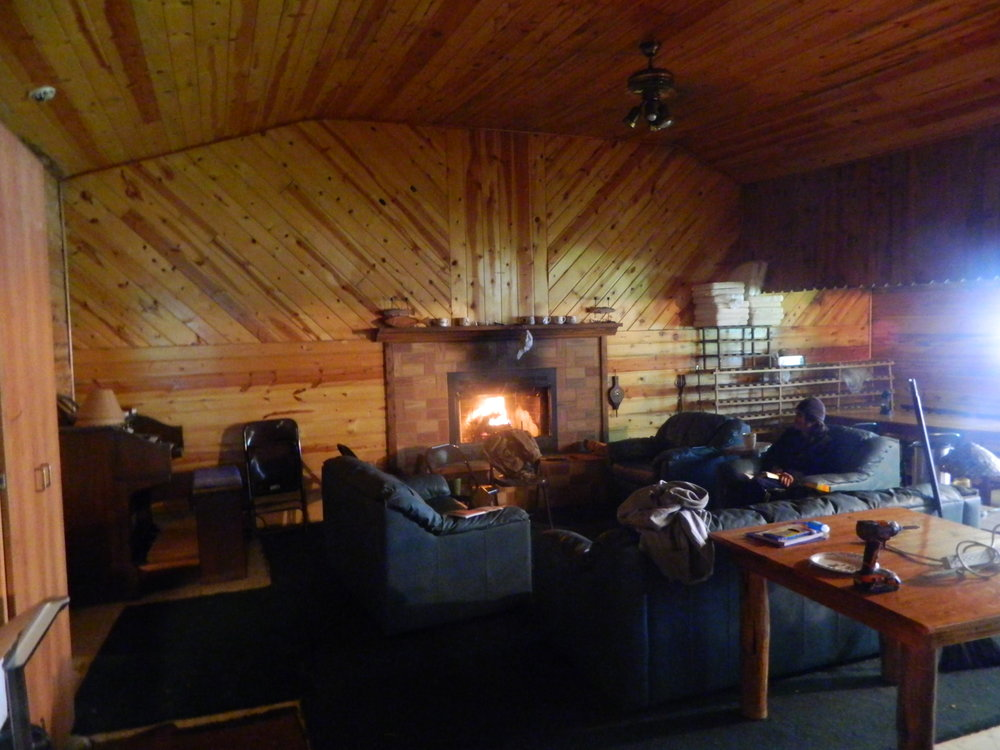 Main Lodge: Dining Room