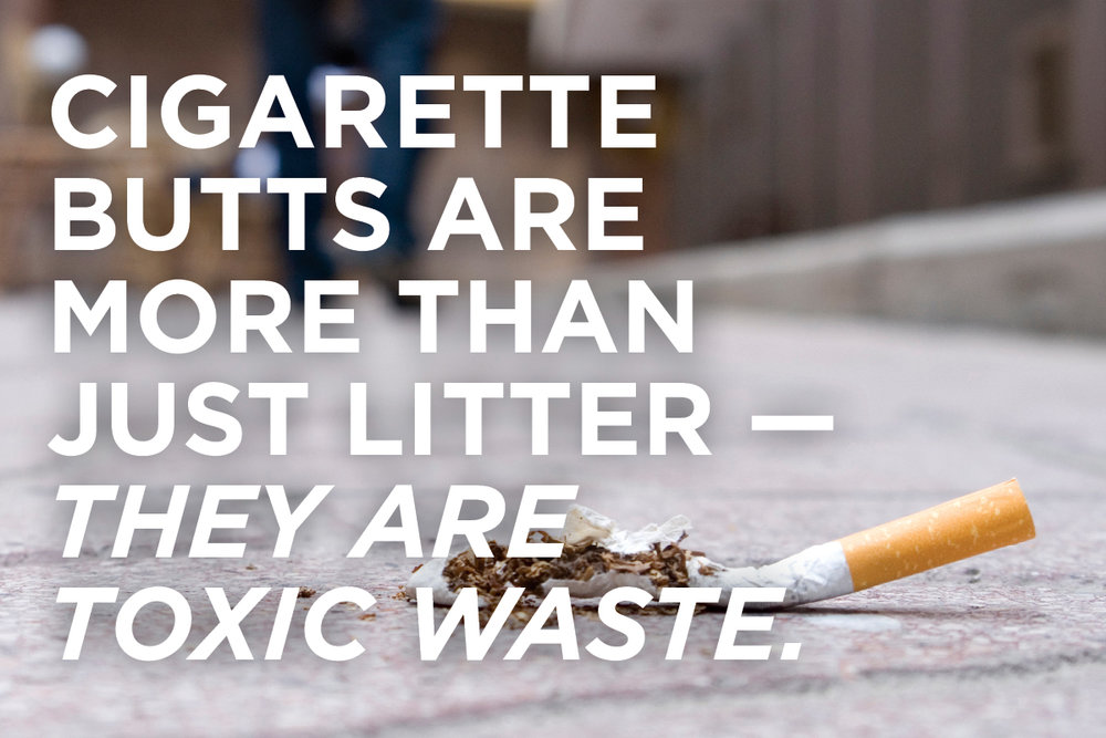 Tobacco Litter
