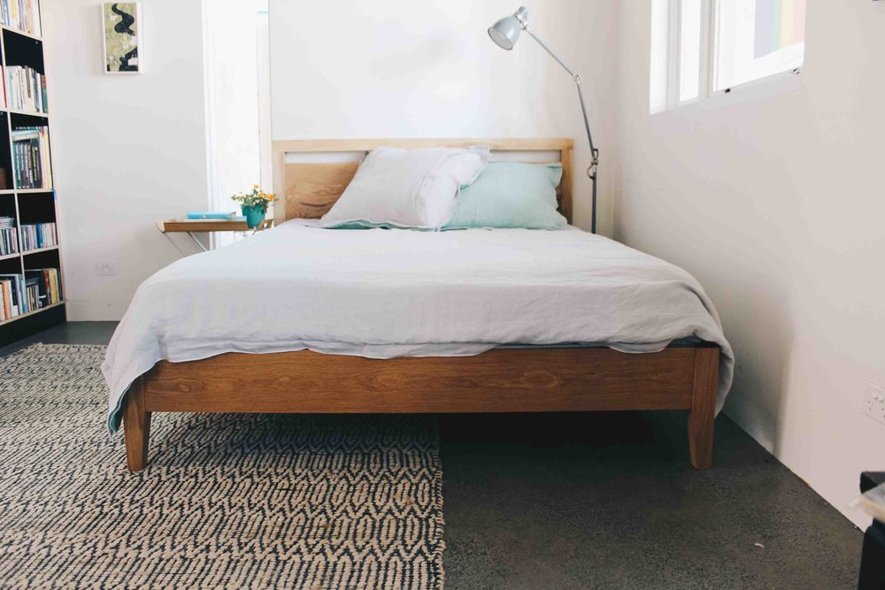 american oak timber handmade scandi bed by al and imo melbourne surf coast_-18.jpg