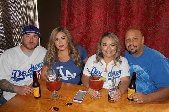 Let's go Dodgers Let's go! We're going to have the big screen down and ready for the game today. . #dodgers #downtownla #downtown #game #mlbplayoffs #fun #baseball #final #worldseries #mlb