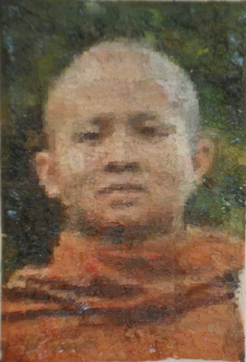 Buddhist Monk Series (III)