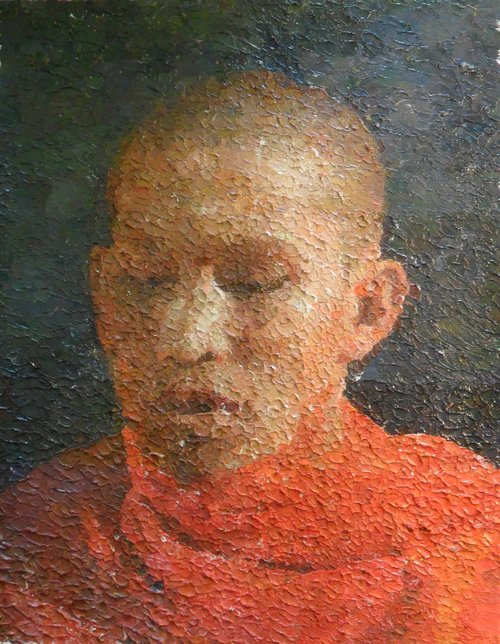 Buddhist Monk Series (II)