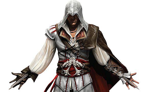 Meet Ezio Auditore de Firenze, Desmond's next nightmare-bed buddy