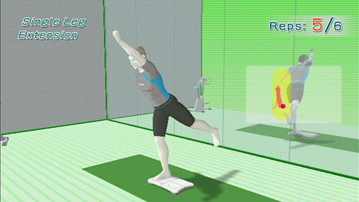 Nintendo's Wii Fit helped the company sell 26 million Wii systems worldwide last year, rocketing the little white waggle-tastic console to the 50 million units sold mark.