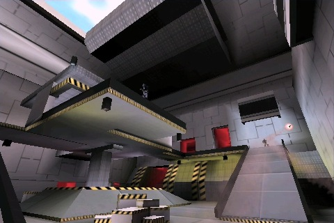 ngmoco's upcoming first-person shooter, LiveFire, will operate on all iPhone and iPod Touch hardware -- but iPhone 3GS owners can look forward to a bit more visual flair.
