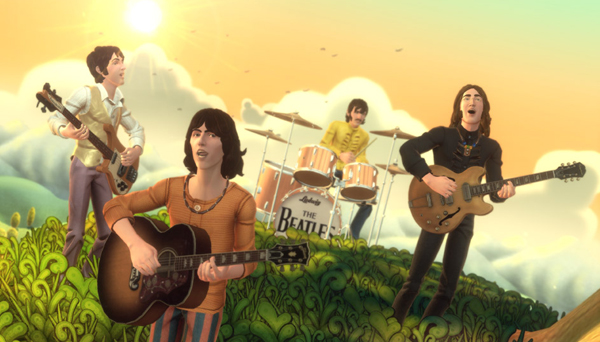 Here comes the sun: The Beatles: Rock Band broke cover excellently today at E3.