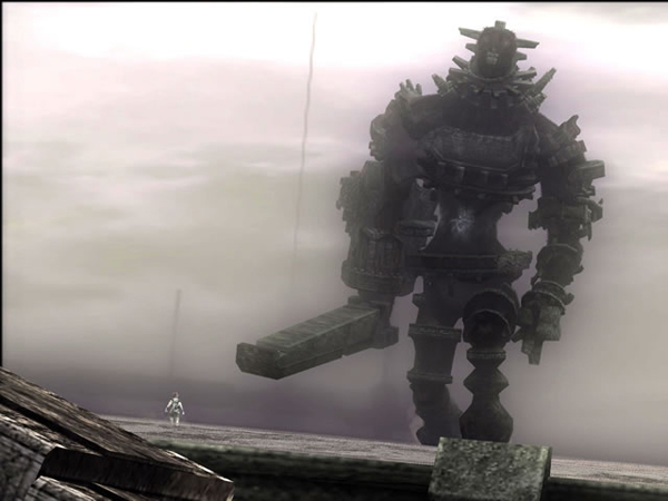 I'm finally going to get around to finishing Shadow of the Colossus off, making me quite possibly the last hardcore gamer in the world to do so.