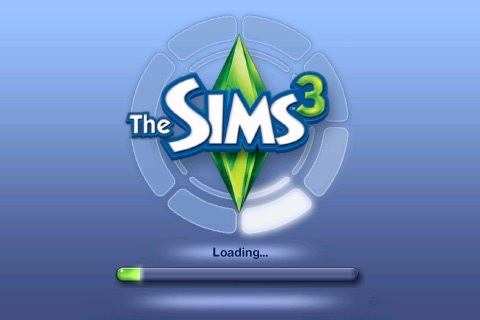 Pared down for the mobile format, The Sims 3 is notably bereft of many of the trademark Maxis witticisms at its loading screen