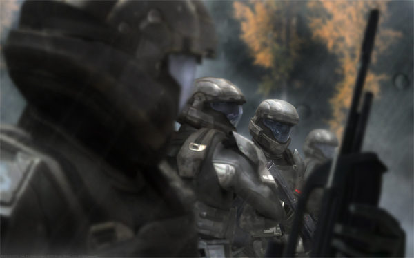 ODST: We aim to misbehave.