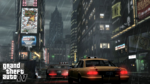 The deep, gritty urban environment of Liberty City created by Rockstar for Grand Theft Auto IV opens up to gamers in a way that both forwards the storyline as well as the gameplay needs of the player.