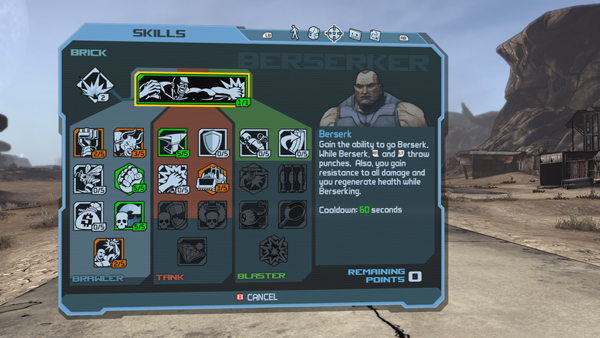 The right combination of talents means everything in Borderlands