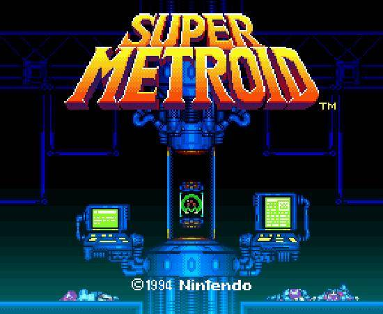 Why oh why did I wait so long to finally dig into Super Metroid?