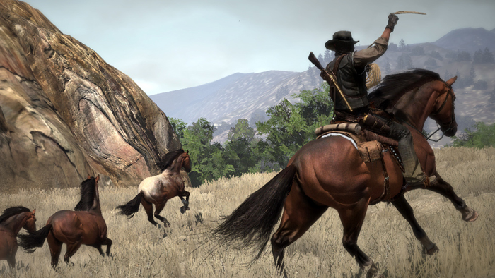 Red Dead Editorial - Wrangle