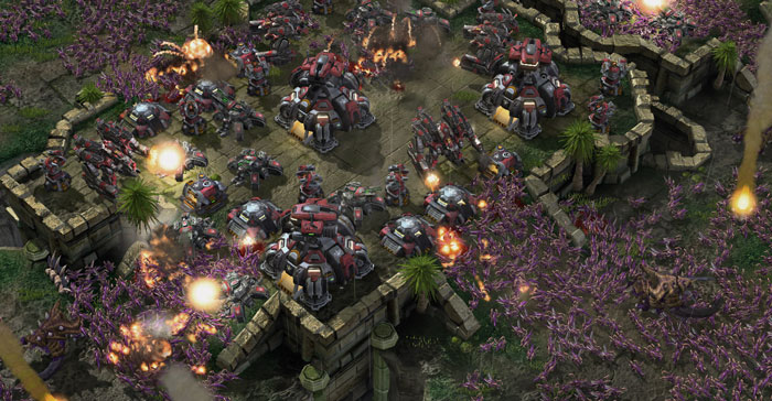 Review: StarCraft II: Wings of Liberty (Windows/OS X