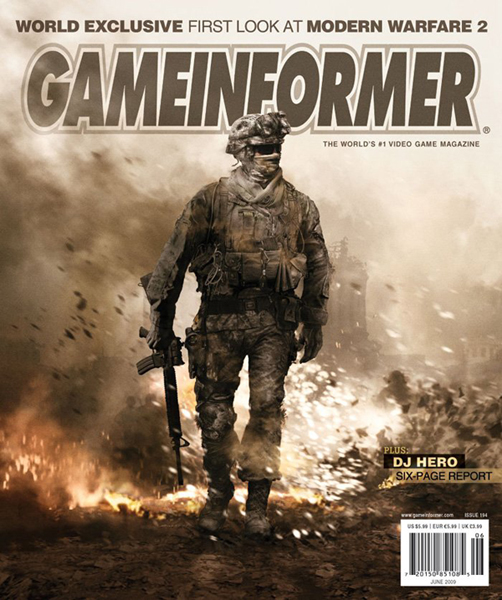 Digital war has never been so cover-worthy, until now