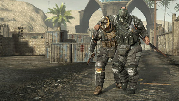 Army of Two: This much battle-buddy man-love can now be had for less!