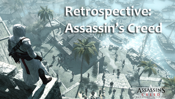 Just as Assassin's Creed protagonist Altaïr overlooks the city below, we take a landscape look at the game