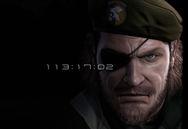 Unless this is the greatest prank Hideo Kojima has pulled in his life, it looks like the konami.jp teaser site that's been counting down for over a week is working toward a Metal Gear announcement next week at E3.