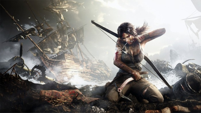 """Tomb Raider's concept art practically screams """"gravitas"""" — which is why the inconsistent direction in the game is such a downer"""