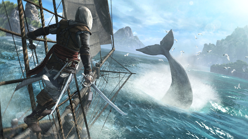 Think   Assassin's Creed 3   meets   Pirates of the Caribbean