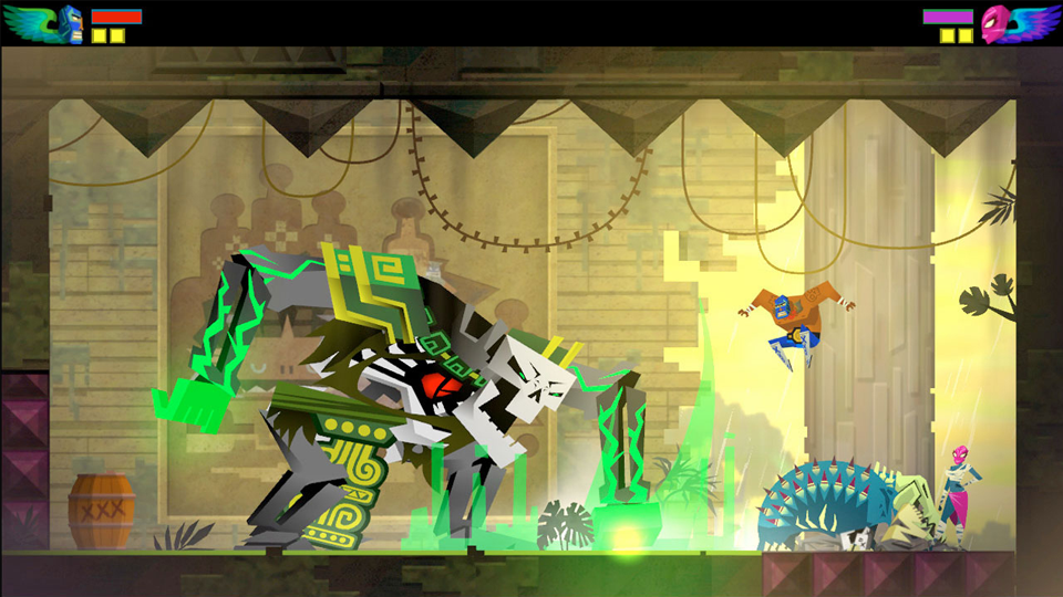 2013 GOTY - HM - Nick - Guacamelee