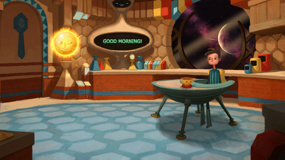 Heed Nick's words, reader. Broken Age really is the real deal.