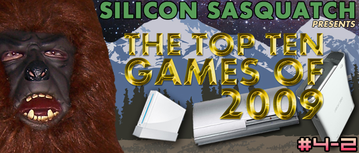 2009 Silicon Sasquatch Game of the Year Awards: #4-2