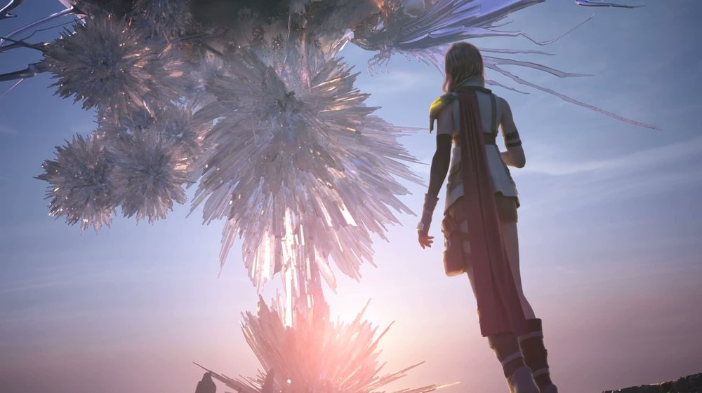 Even in 2018,  Final Fantasy XIII's  cutscenes are breathtaking