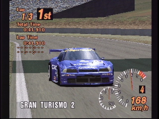 Gran Turismo 2: One of the best-selling PlayStation games of all time. It's never received an HD remake, remaster, or re-release.