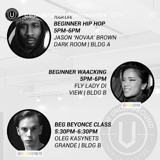 Subbing for @caddy_superville BEGINNER WAACKING Thu Jun 7 5-6PM who's ready!? @theundergrounddancecentre 🙌🏽✨